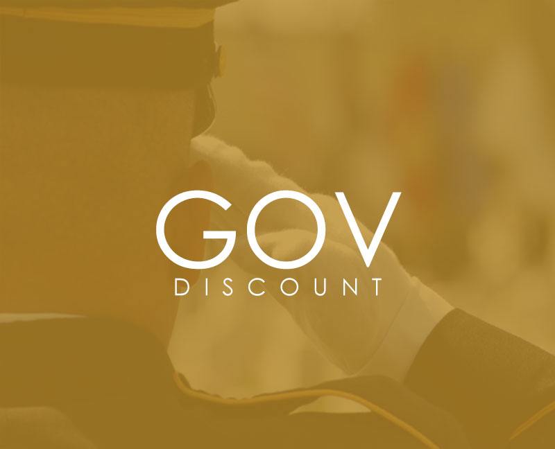 Image of Goverment Special Rates